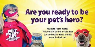 Idaho Pet Tech™ Pet CPR & First Aid Seminar