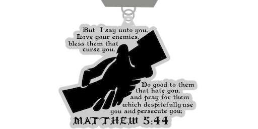 2019 Love Your Enemies 1 Mile, 5K, 10K, 13.1, 26.2 - Tallahassee