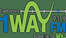 1WAY FM logo