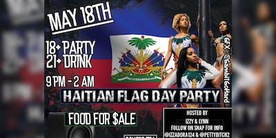ZOE SZN Haitian flag day party