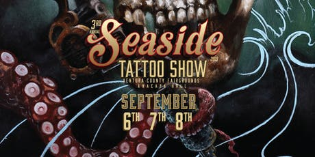 3rd Seaside Tattoo Show  tickets