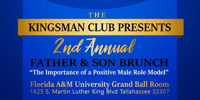 2nd Annual Father & Son Brunch
