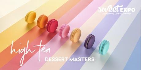 Sweet Expo Sydney 2019 Afternoon Tea (Sunday) tickets