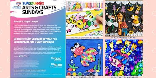 YMCAKL SuperfunKids: Sunday Arts + Crafts