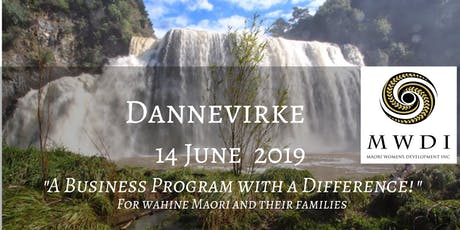 MWDI HineBoss - Dannevirke tickets
