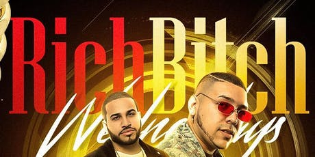 Rich B**** Wednesday's At Capelli's Cafe  tickets