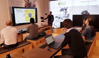 Power BI Dashboard In An Hour (DIAH) – Microsoft Store Sydney CBD - July 2019