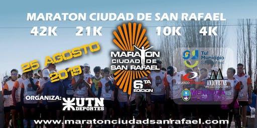 Maratón Ciudad de San Rafael 2019