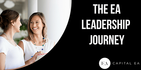 THE EA LEADERSHIP JOURNEY tickets