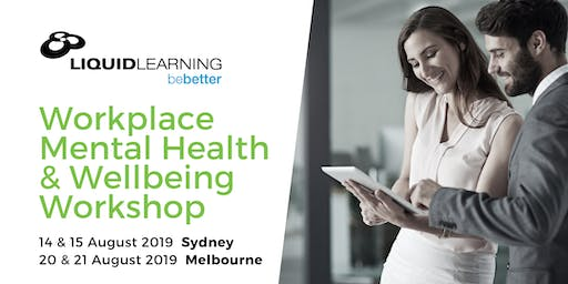 Workplace Mental Health & Wellbeing Workshop