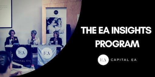THE EA INSIGHTS PROGRAM