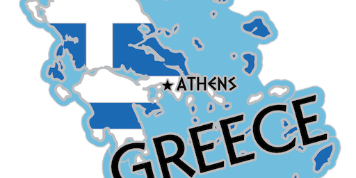2019 Race Across the Greece 5K, 10K, 13.1, 26.2 -Annapolis