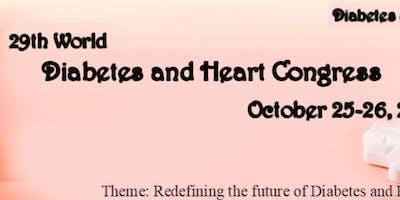 29th World Diabetes and Heart Congress