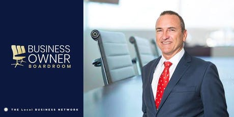 The Four Futures of Business: THE Local BUSINESS NETWORK Warringah tickets