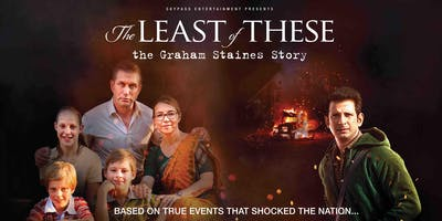 The Least of These: Maroochydore Premiere with Special Guest Q&A Panel