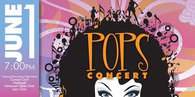 Davis Senior High School Choirs Pops Concert