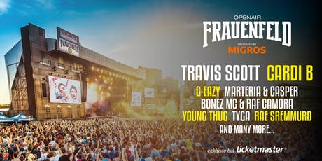 OpenAir Frauenfeld tickets