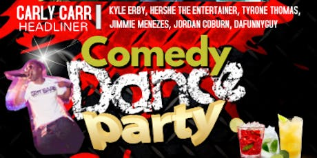 Comedy Dance Party tickets