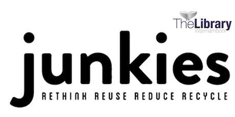 Junkies Magazine (Warrnambool) tickets