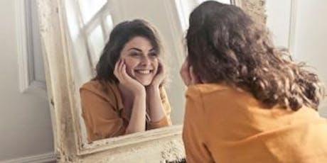 Master your self-esteem challenge tickets