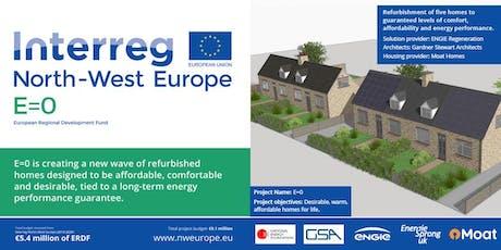 Energiesprong study tour - Demonstrator site, Maldon Essex tickets