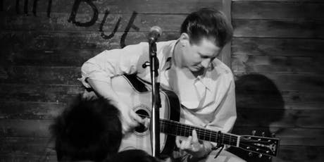 Live music | Oliver Darling tickets