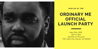 Ordinary ME launch party