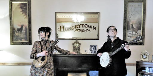 Hungrytown at Rugby Library