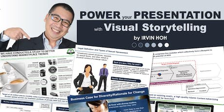 POWER your PRESENTATION with VISUAL STORYTELLING tickets