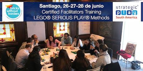 Certificación LEGO® SERIOUS PLAY® en Equipos y Grupos. Santiago (Chile) entradas