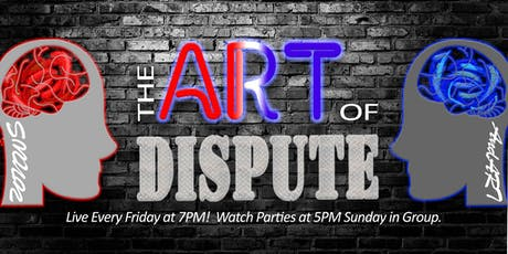 The Art of Dispute: Airs on Local Ch.46.3 Nudu.TV! tickets