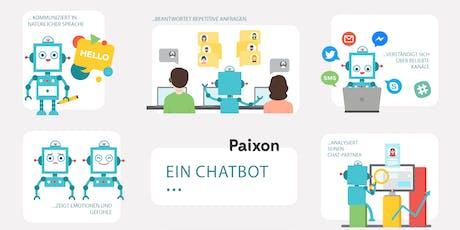Chatbot Kurs (deutsch) Tickets