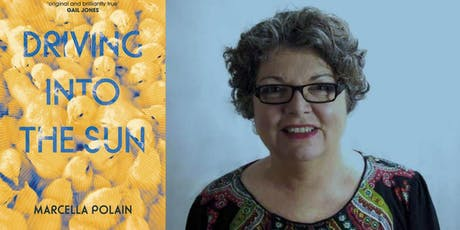 Words with Wine: Marcella Polain 'Driving into the Sun' tickets