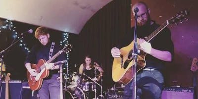 Live music | Brass Hip Flask
