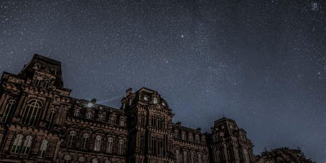 The Bowes Museum - Night Photography Workshop tickets