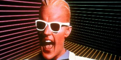 80's Dance Party w/ Max Headroom (80's Tribute Band) + DJ David Q