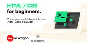 Free Le Wagon Workshop - HTML/CSS for beginners