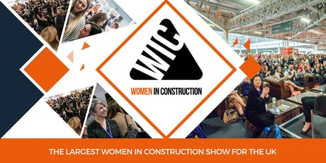 Women in Construction Show at London Build  tickets