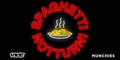 Spaghetti Notturni