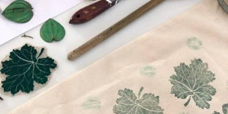 Lino Print Workshop