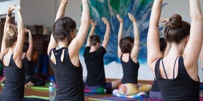 Milngavie Healthy Habits 2019- Mat based Yoga