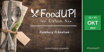 FoodUP! - Die neue Food Messe in Hamburg  //  #foo