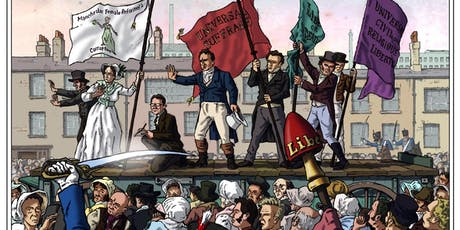 The Peterloo Massacre: a Talk by Professor Robert Poole tickets