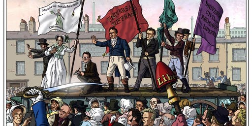 The Peterloo Massacre: a Talk by Professor Robert Poole