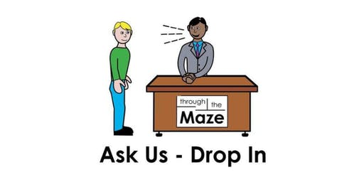 Ask Us Drop In at Otley Library