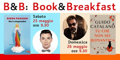 B&&: Book&Breakfast | Diego Passoni e Guido Catalano