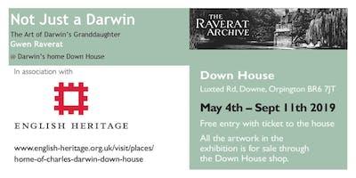 Gwen Raverat @ Down House