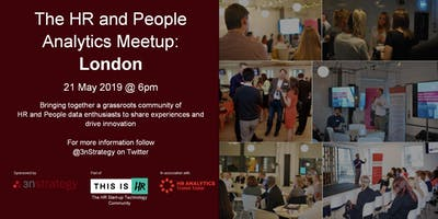 London HR and People Analytics Meetup - May 2019