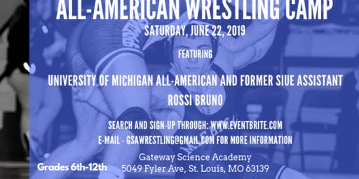 All-American Wrestling Camp