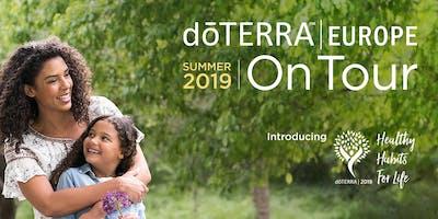 dōTERRA Summer Tour 2019 - Prague